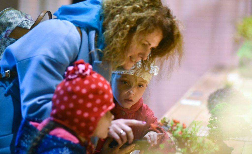 Время игры: в библиотеке имени Гайдара состоится семейный квест. Фото: сайт мэра Москвы