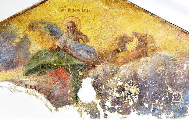 Храмовую живопись середины XIX века отреставрировали в Тверском районе