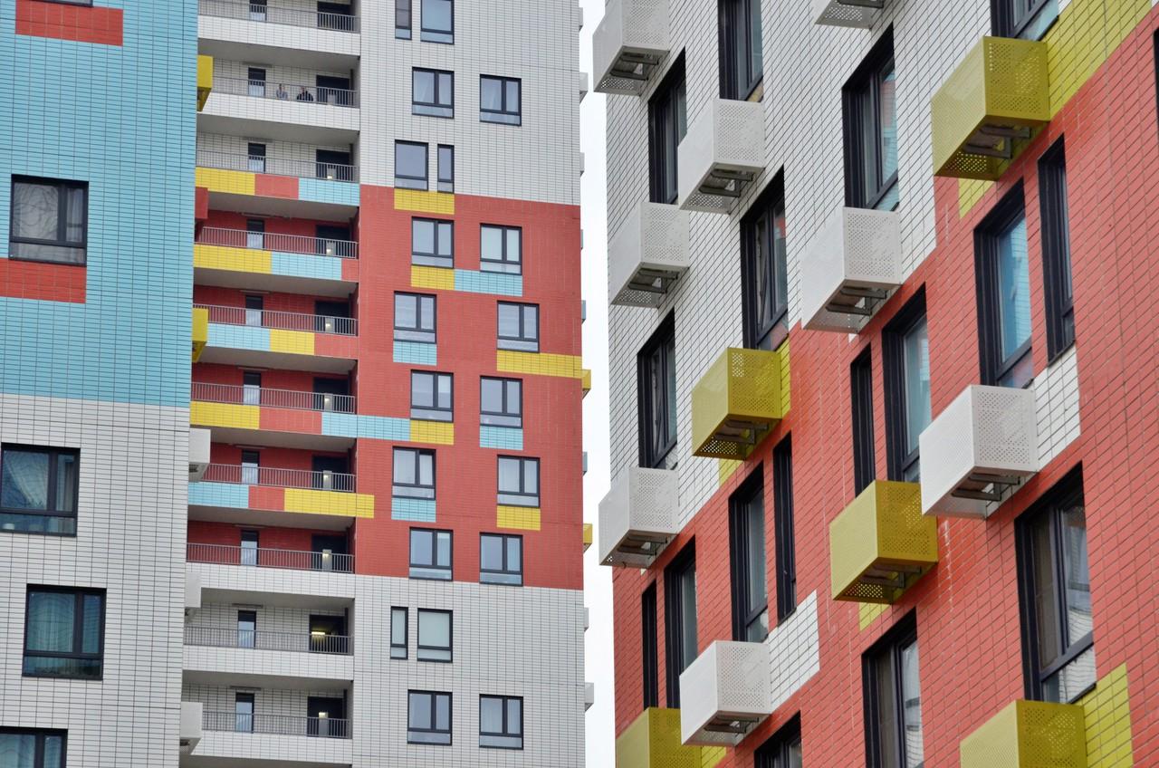 Большую часть домов по программе реновации возводят монолитным способом. Фото: Анна Быкова