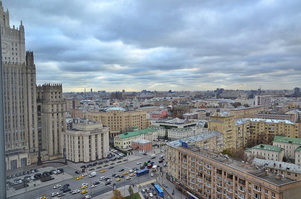 Власти Москвы не согласовали митинг 21 апреля и демонстрацию 1 мая. Фото: Анна Быкова