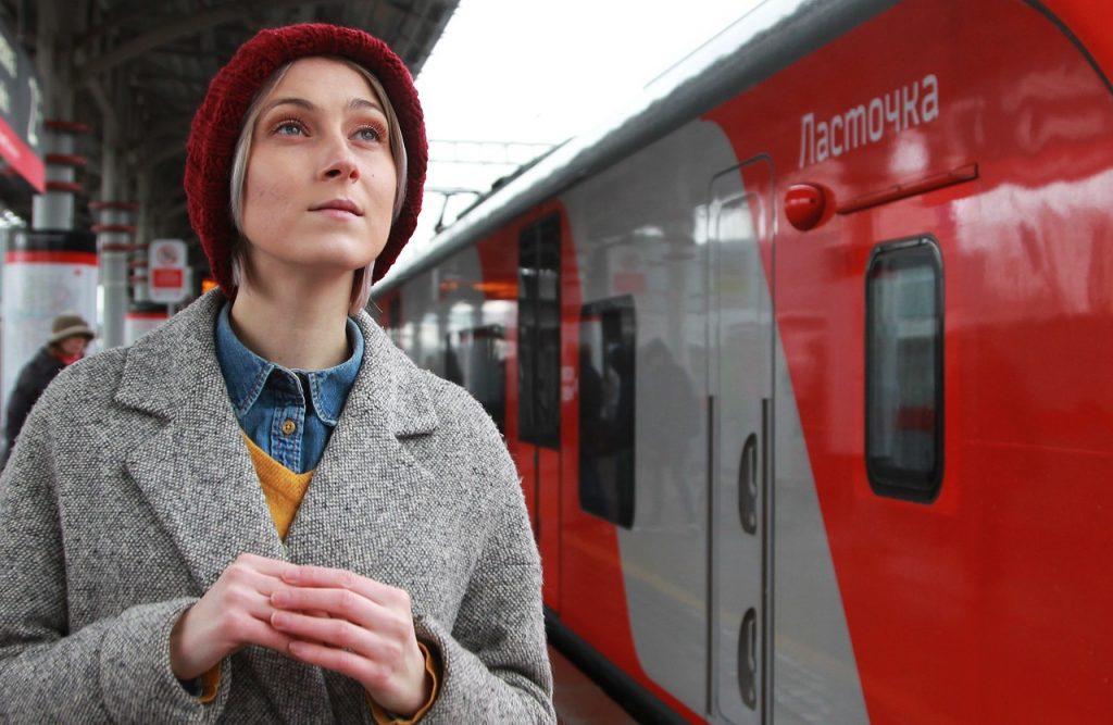 Москвичи все чаще выбирают МЦК. Фото: Наталия Нечаева