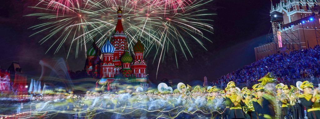 Порядка 900 военных музыкантов выступят на параде Победы на Красной площади. Фото: сайт мэра Москвы
