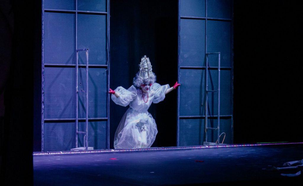 Спектакль про Дориана Грея покажут в Таганском парке