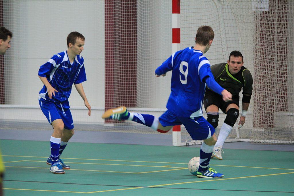 Окружной этап XIV Георгиевских игр по мини-футболу состоится в комплексе «На Таганке»