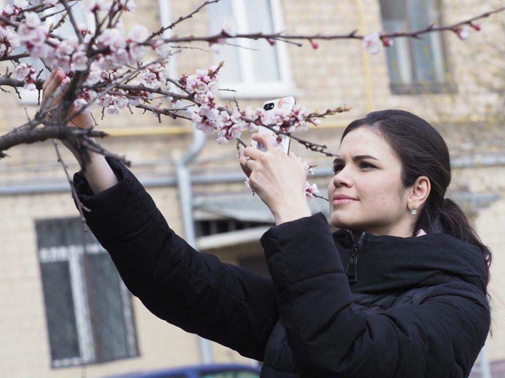 Акция «Весенний марафон» стартовала в рамках «Активного гражданина»