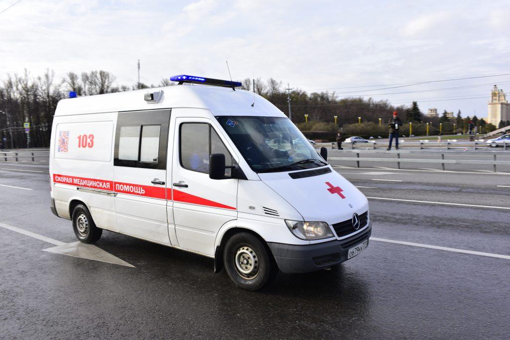 Врачи зафиксировали более 1,8 тысячи новых случаев COVID-19 в Москве
