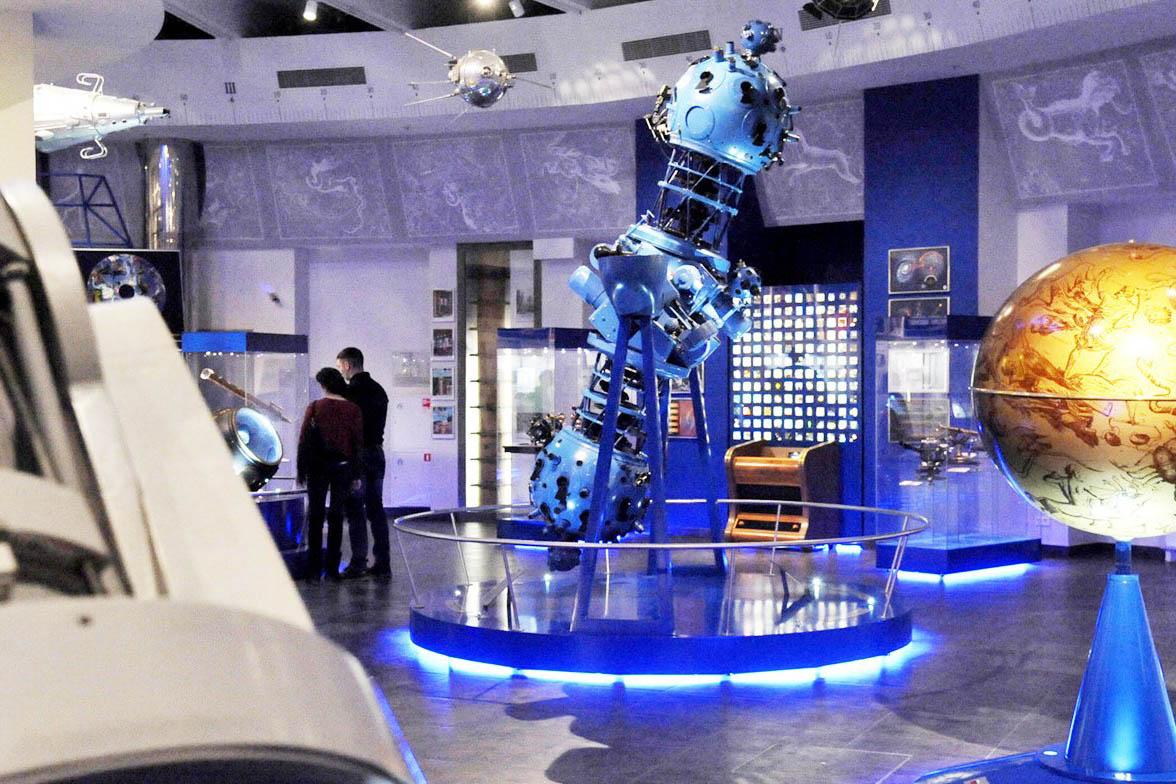 Выше — к планетам: космический проект запустят представители «Светловки» и Московского планетария. Фото: сайт мэра Москвы