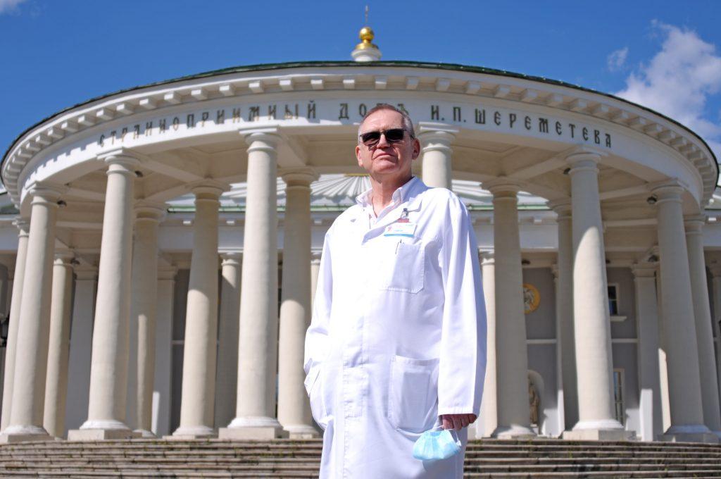 Врачи поставили почти 2,7 тысячи новых диагнозов COVID-19 в Москве