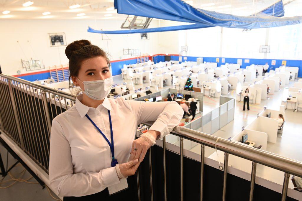 Жители и гости Москвы сдали почти 1,9 тысячи положительных тестов на COVID-19
