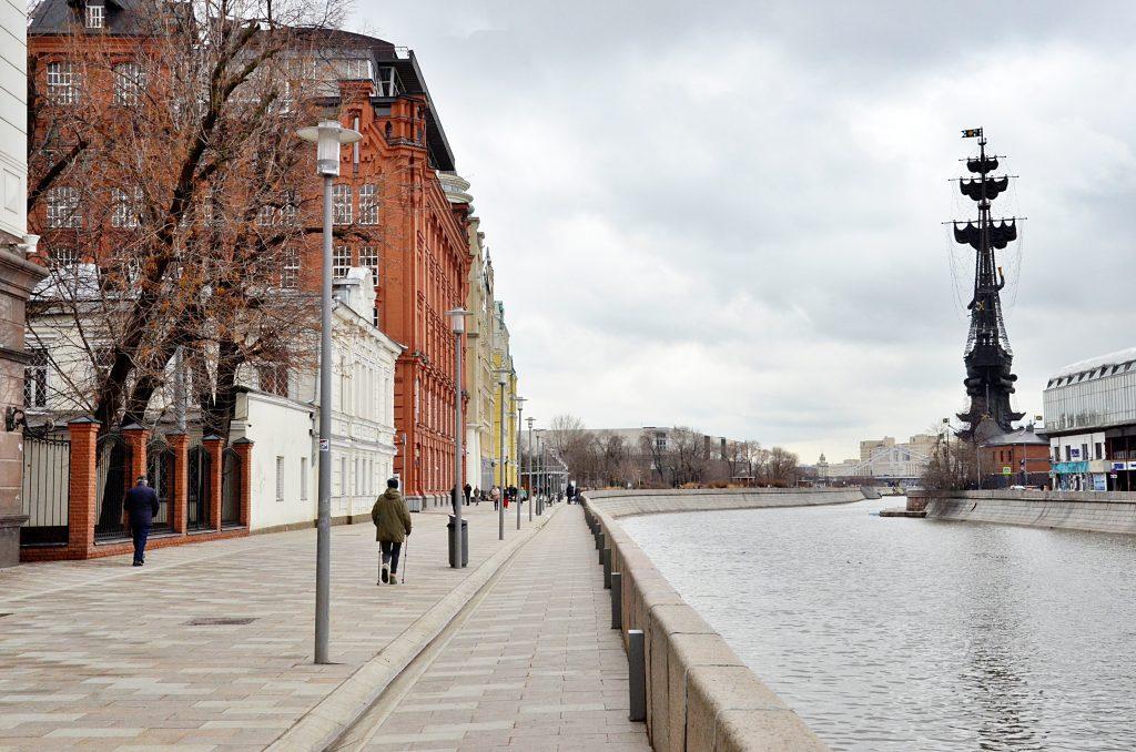 Среда станет одним из самых теплых дней недели в Москве