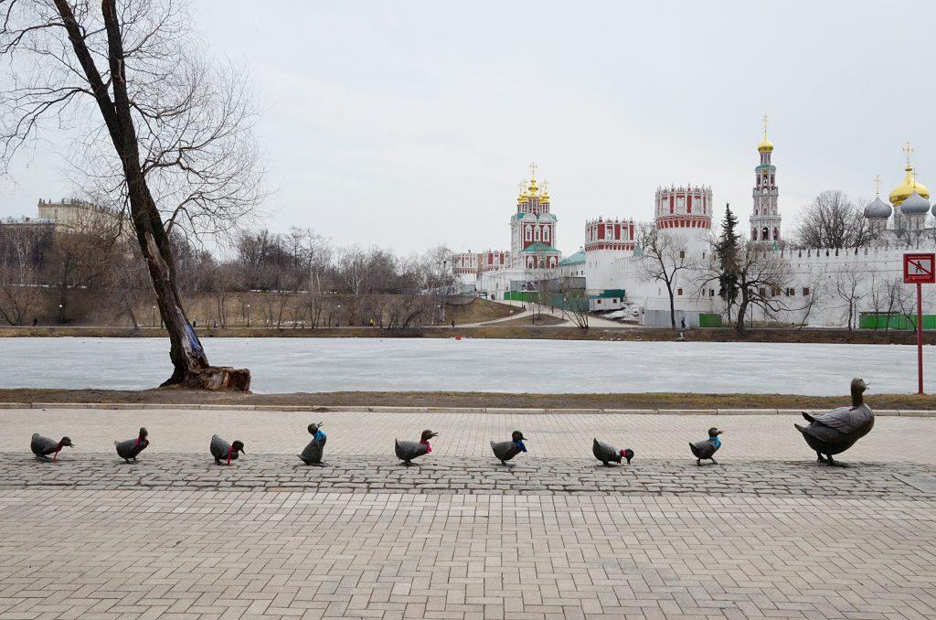 Новое потепление предсказали москвичам с 9 апреля