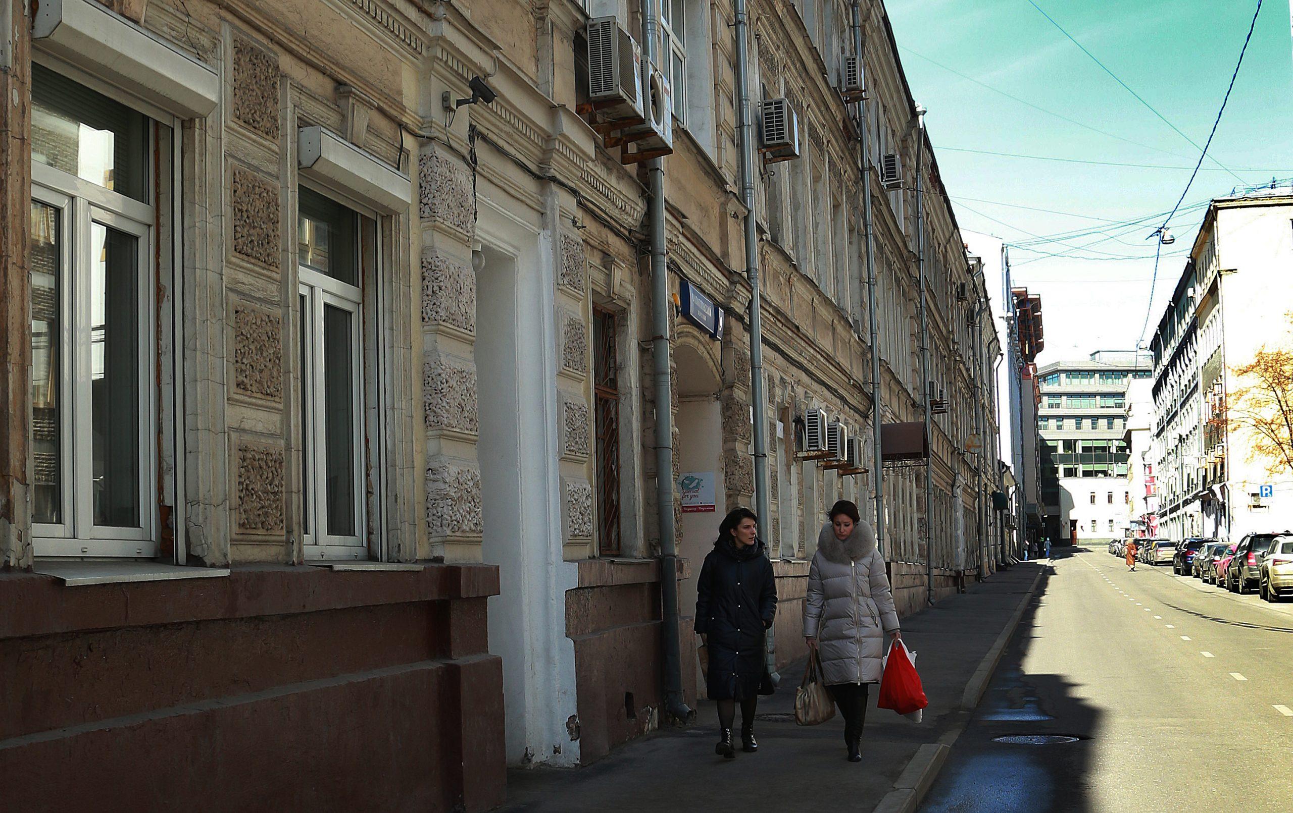 Дом No 9 в Филипповском в наши дни. Фото: Наталия Нечаева, Вечерняя Москва