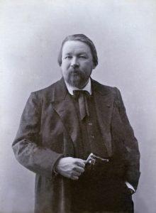 музыкант Михаил Иппо- литов-Иванов