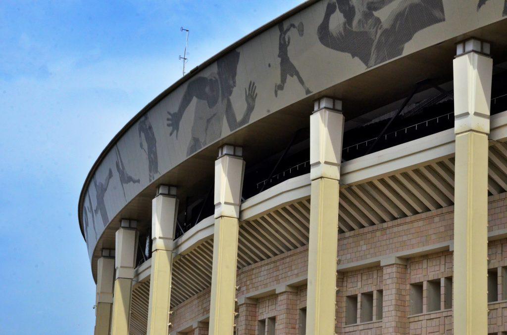 Сервисный центр уличных видов спорта отреставрировали в «Лужниках»