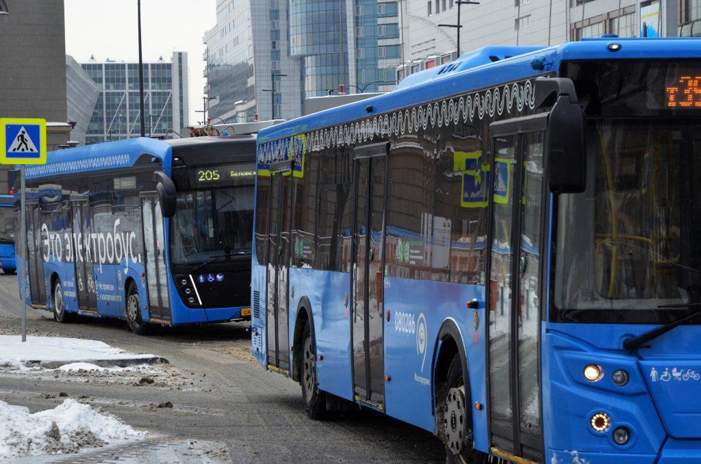 Общественный транспорт на водороде начнут тестировать в Москве
