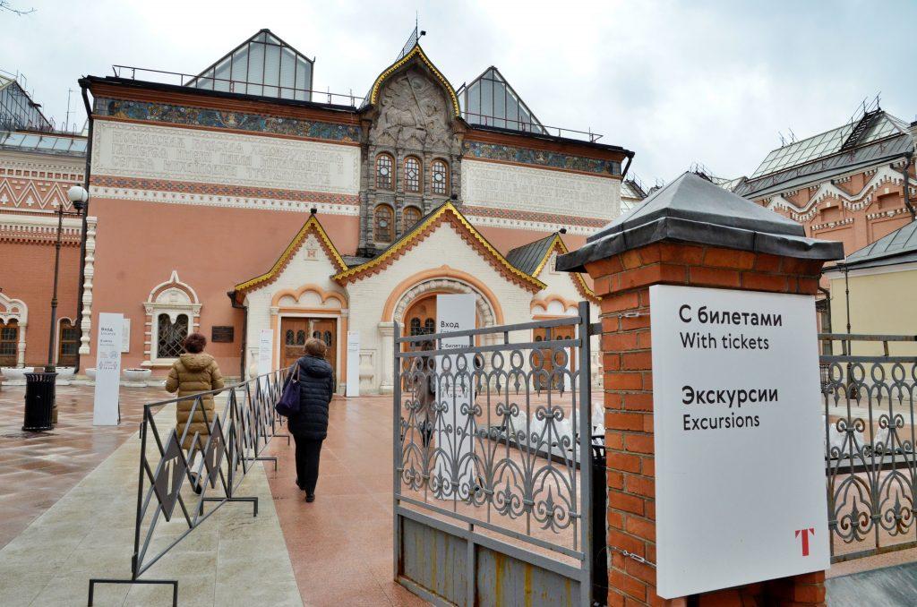 Выставку «громких» произведений в истории русского искусства откроют в «Третьяковке»