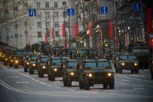Ограничения коснутся и движения по Тверской. Фото: Александр Казаков