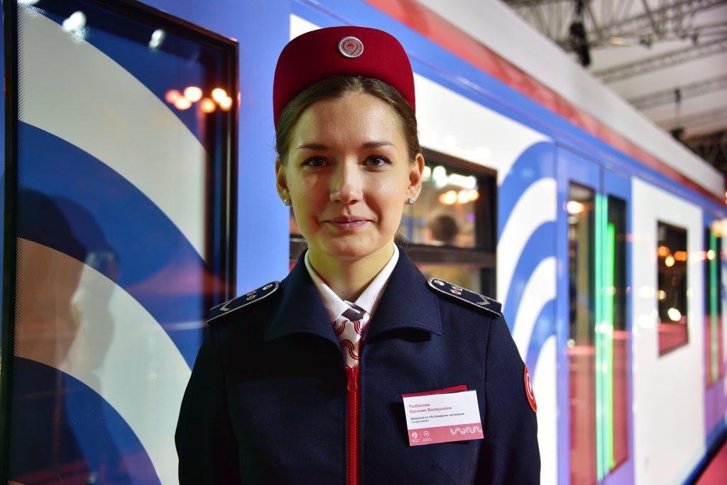 Метро Москвы запустило новый поезд в честь юбилея «Союзмультфильма»
