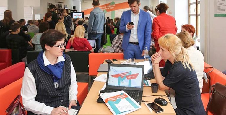 В Москве система поддержки добровольчества объединила более 3,5 тысячи НКО