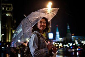 Понадобится зонт. Фото: Пелагия Замятина