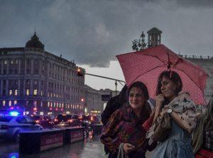 Грядет непогода. Фото: «Вечерняя Москва»
