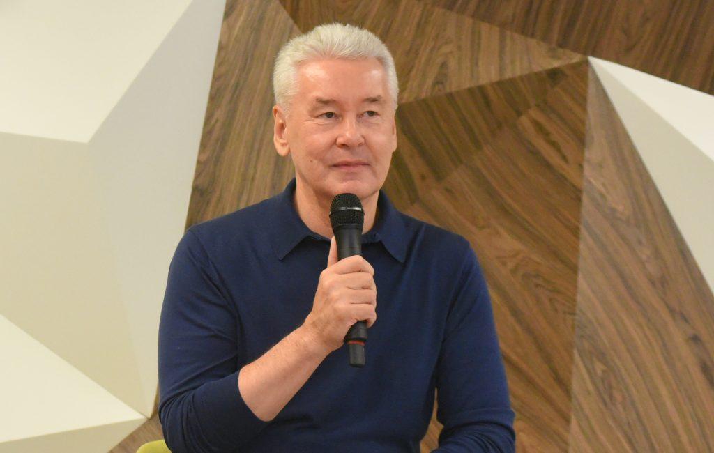 Собянин провел технический пуск участка БКЛ от «Мневников» до «Давыдково»