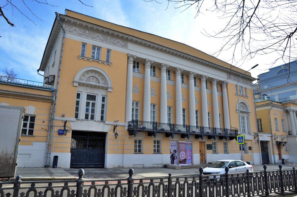 Историю грузинской династии расскажут в Музее Востока