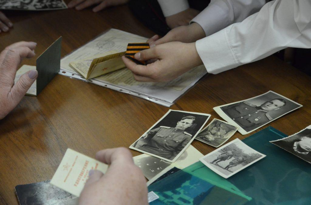 Квест ко Дню Победы подготовили сотрудники центра «Замоскворечье»