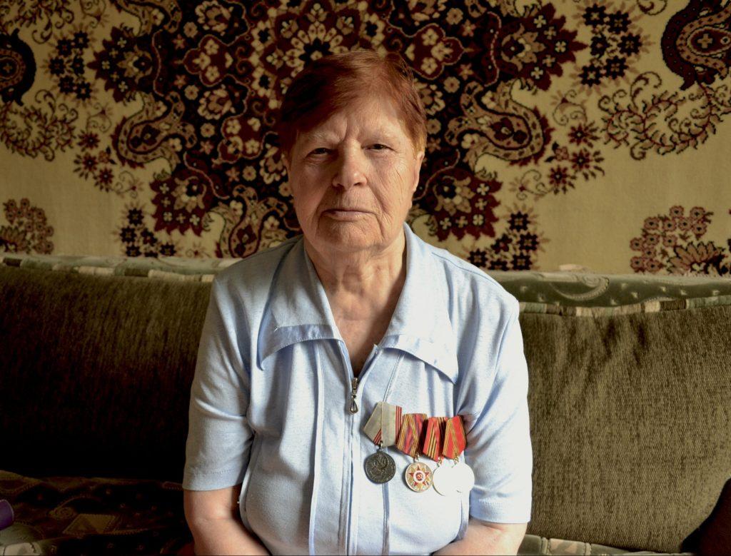 Любовь Петрушенко в наши дни. Фото: Вероника Мечкивская