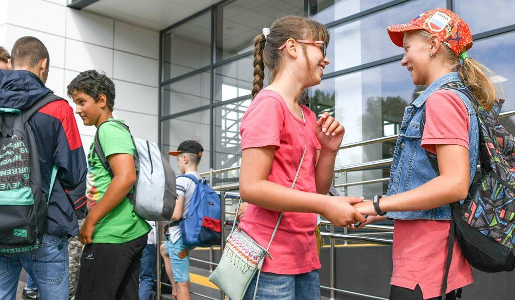 Программы детского туризма запустят в Москве и Санкт-Петербурге в 2022 году
