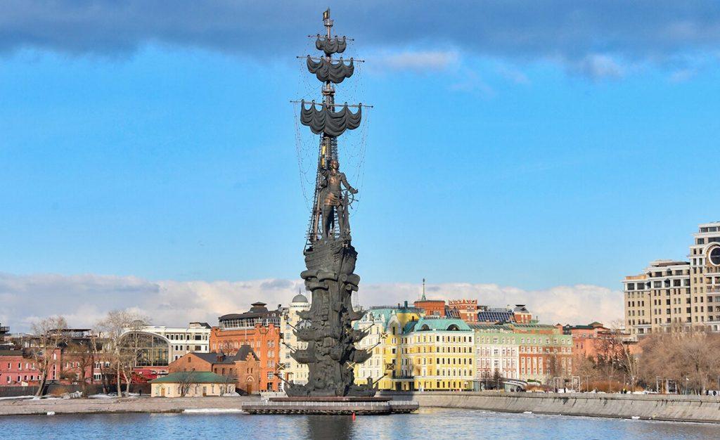 Маршрут по Золотому острову в центре Москвы стал доступен в сервисе Russpass