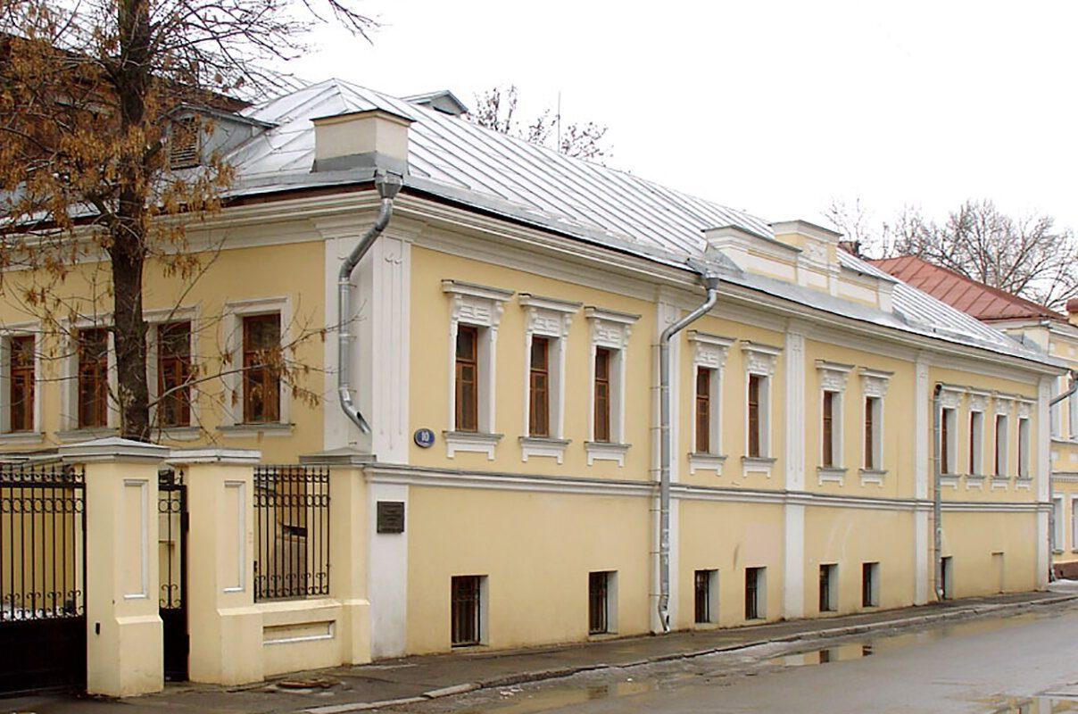 Новый объект охраны утвердили в районе Якиманка. Фото: сайт мэра Москвы