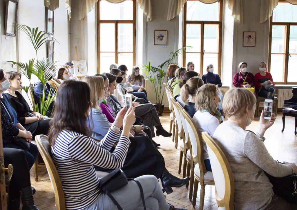 Голоса и судьбы: лекцию о русской певице прочитают в Пушкинской библиотеке