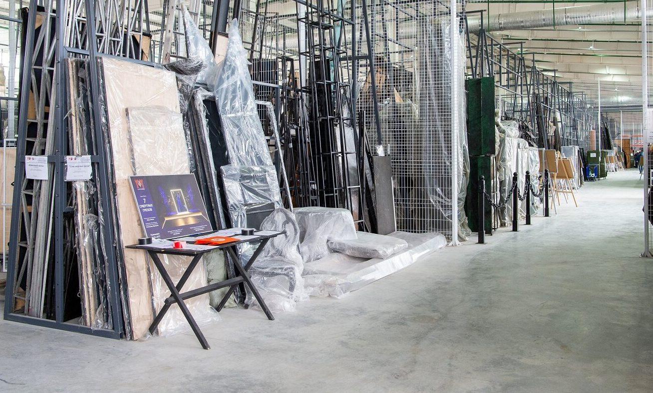 Новый репетиционный зал построили для студентов Щукинского театрального института. Фото: сайт мэра Москвы