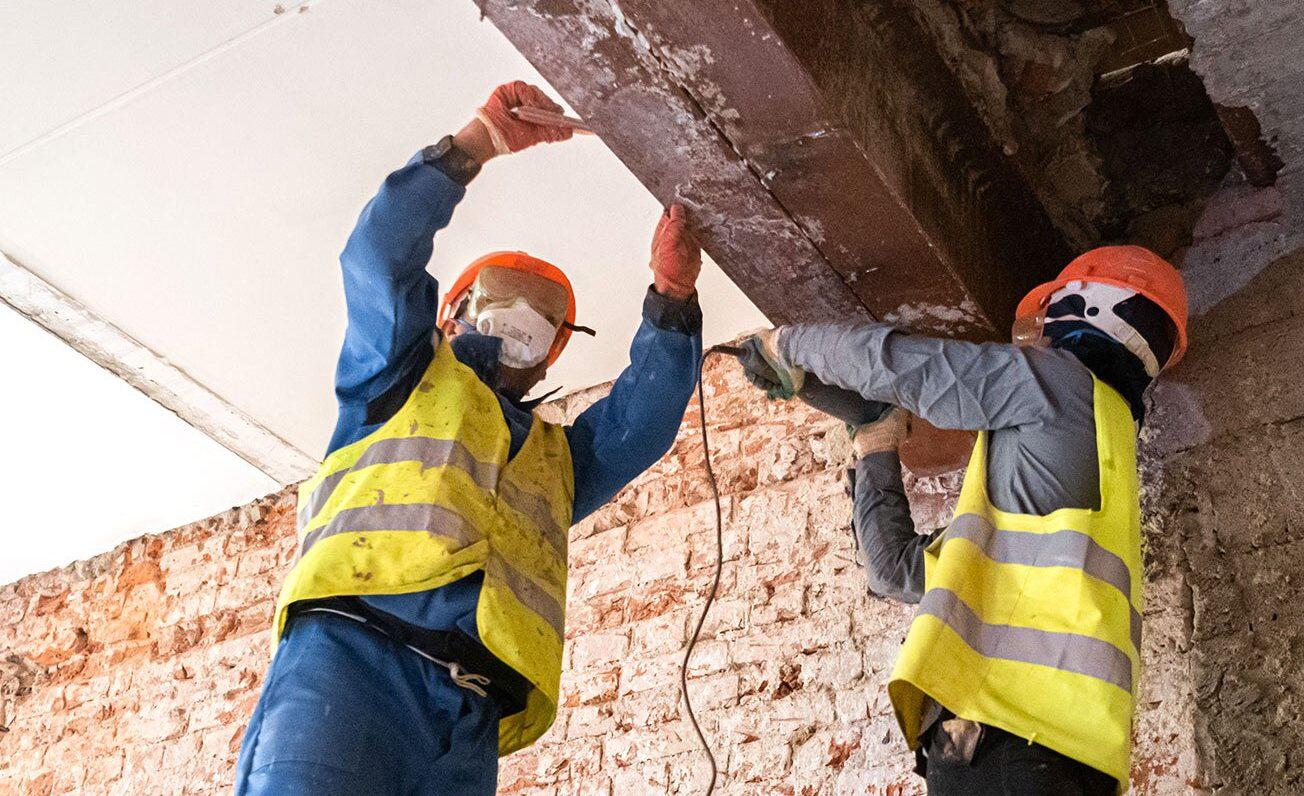 Специалисты проверят ход реконструкции гимназии № 1529. Фото: сайт мэра Москвы