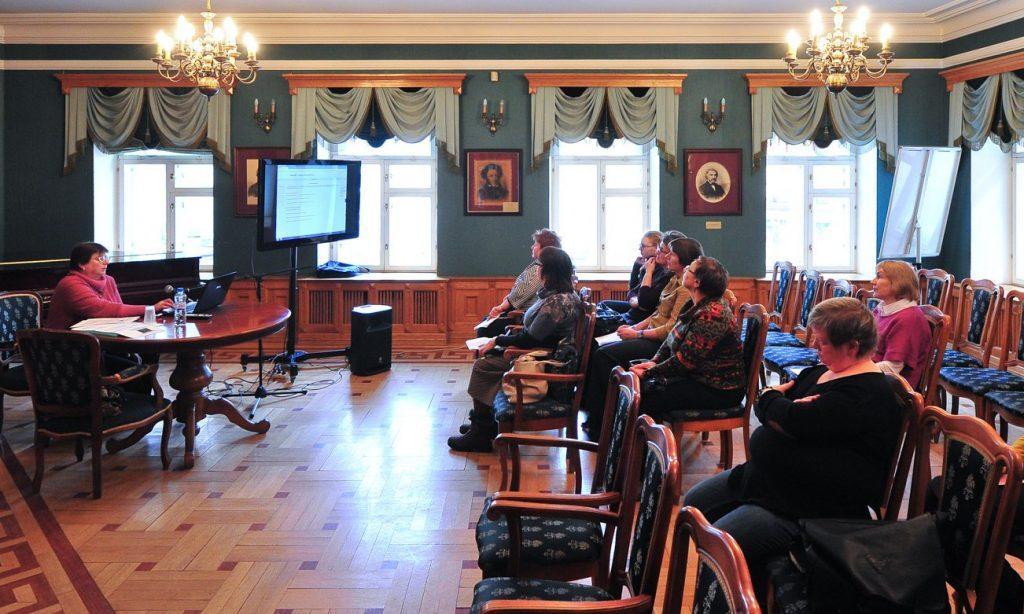 Творческий вечер памяти Утесова прошел в «Доме Гоголя»
