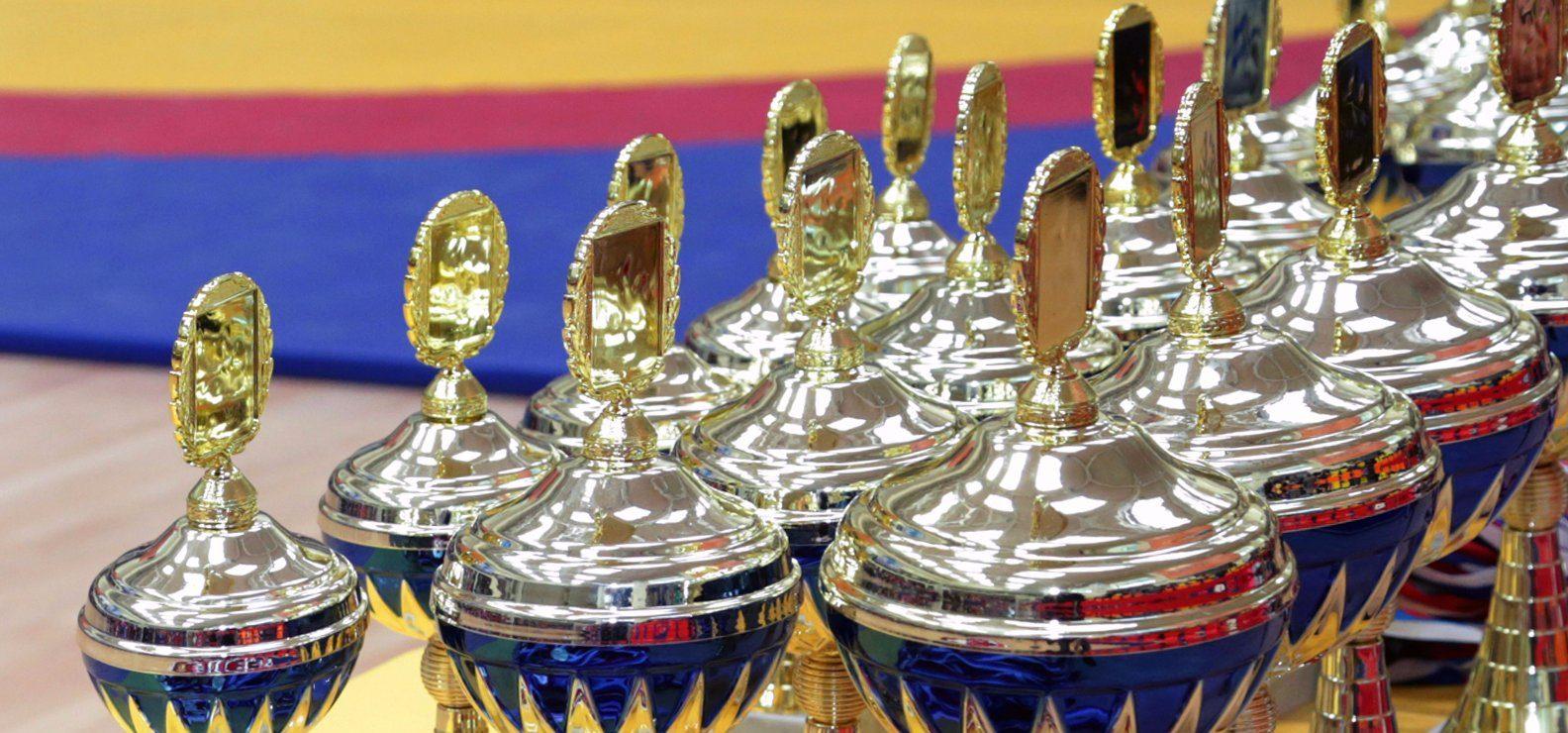 Бронзовую медаль взяла сборная по волейболу Плехановского университета. Фото: сайт мэра Москвы