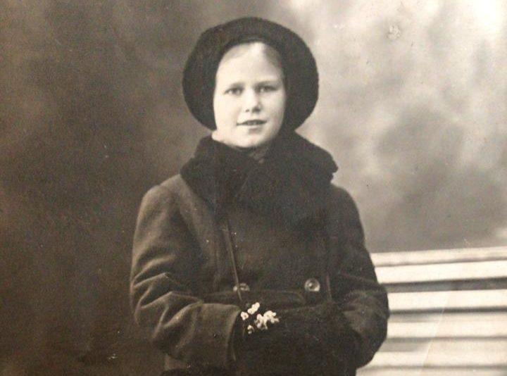 1941 год. Маргарита Стрекалова. Фото: личный архив