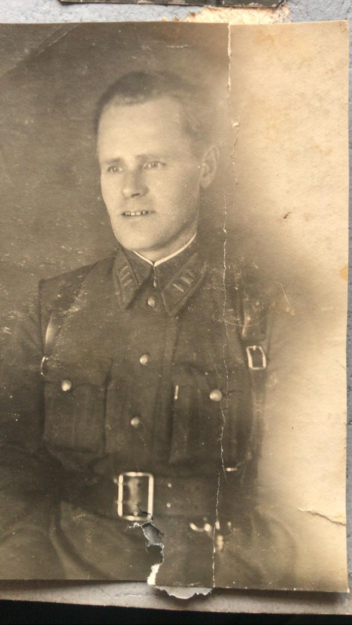 Андрей Михайлович Рудин. Фото: личный архив