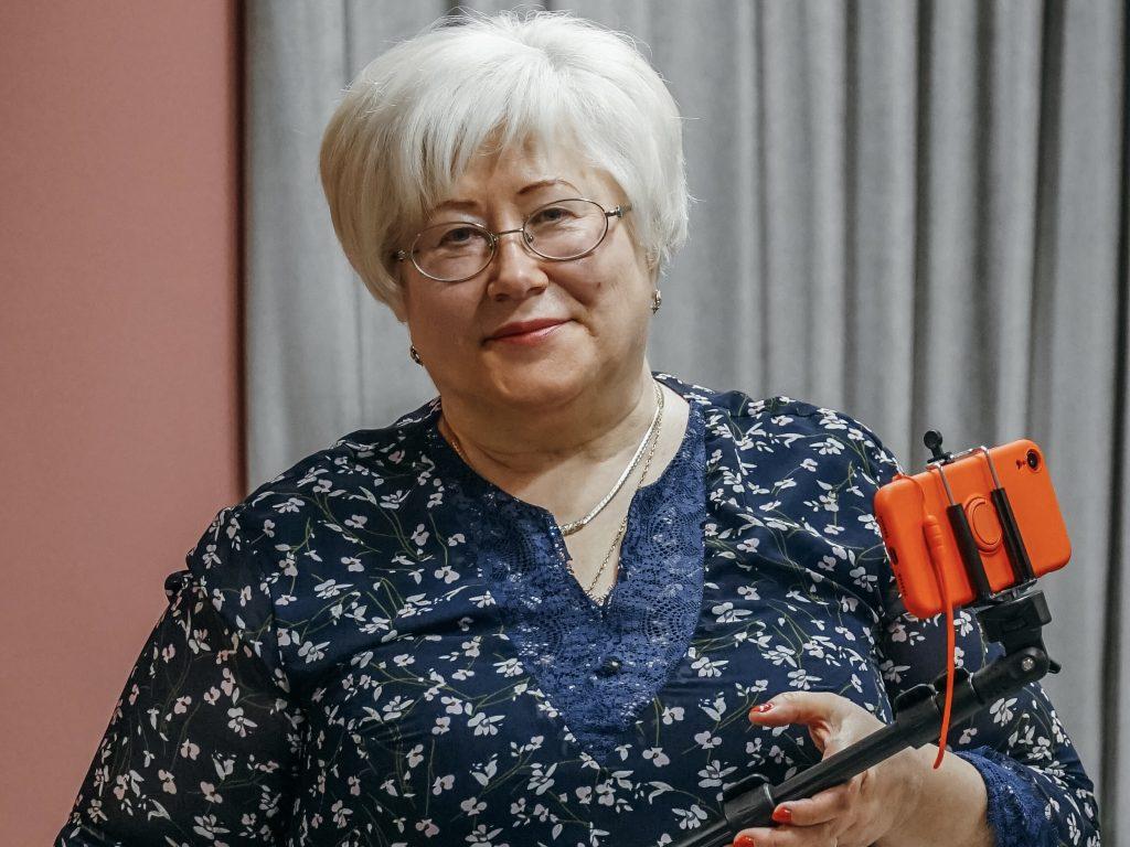 Бабушка взялась за блог