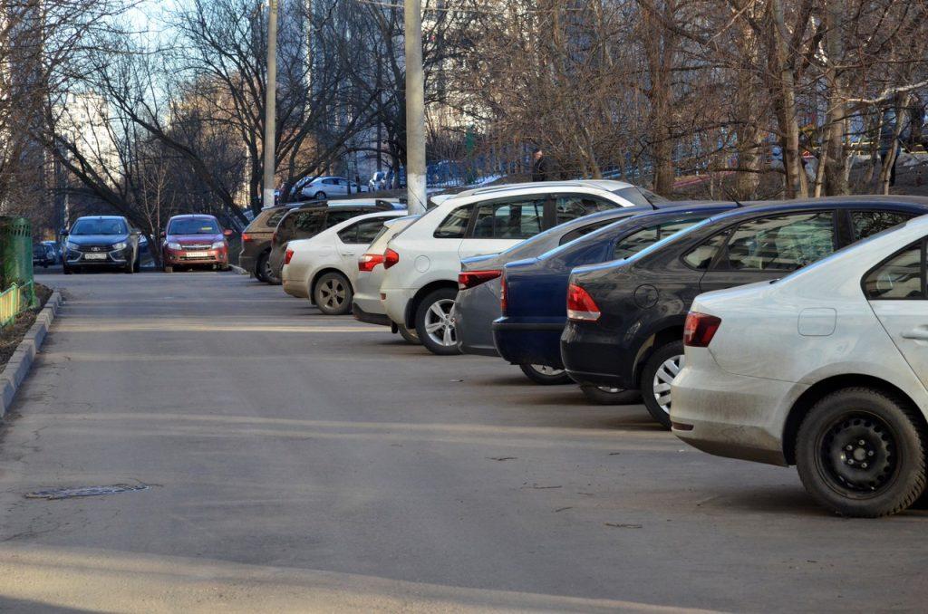 Сроки подачи заявок на покупку парковочных мест увеличили в Москве