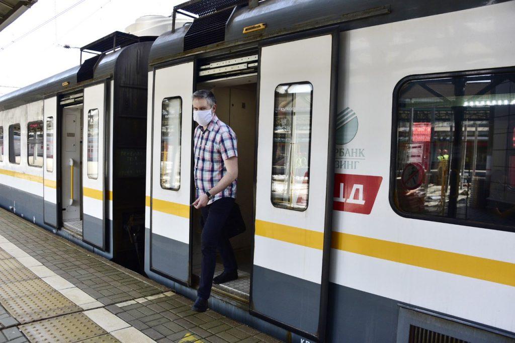 Безналичную систему оплаты проезда стали внедрять на МЦД