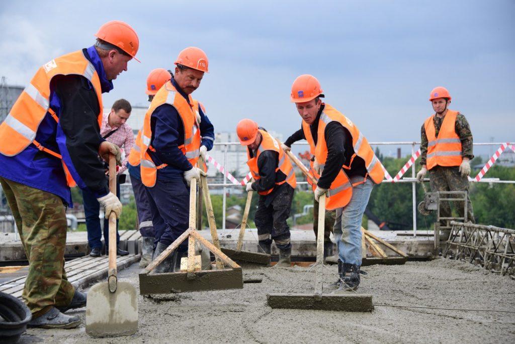В столице построят двенадцать мостов через Москву-реку