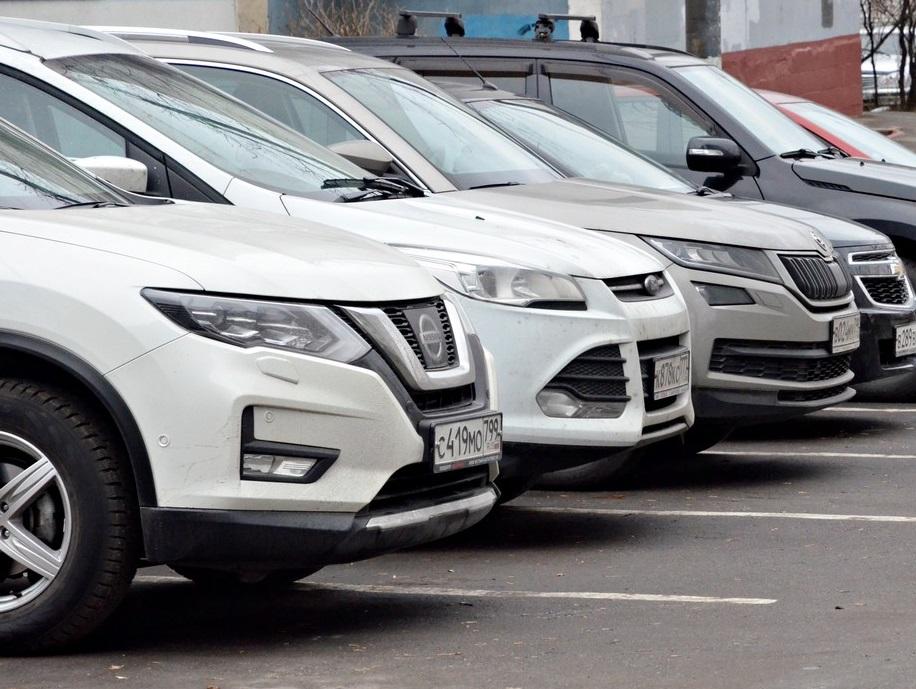 Московским водителям рассказали о новой ловушке при парковке