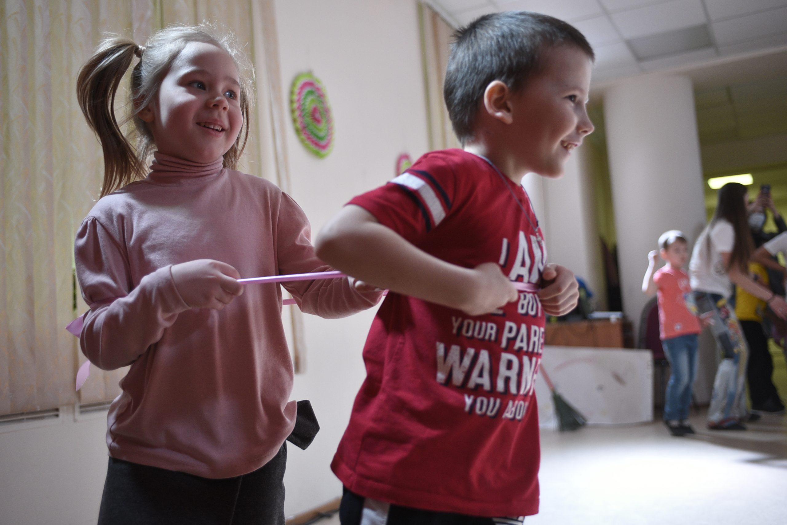 Спорт с утра: тренировку для детей проведут сотрудники центра «Замоскворечье». Фото: Пелагия Замятина, «Вечерняя Москва»