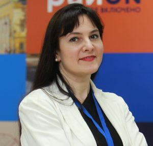 Наталья Склярова исполнительный директор Музея-театра «Булгаковский дом»