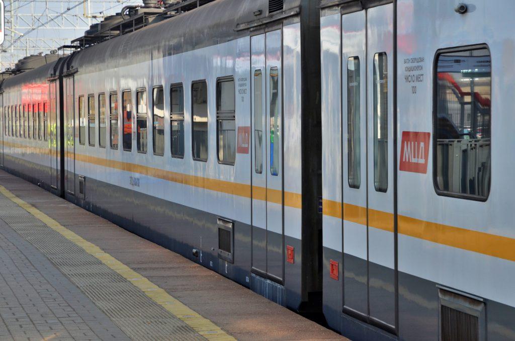 Новая платформа откроется на станции второго центрального диаметра Каланчевская