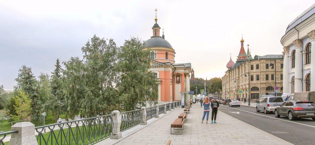 Москва готова к приему туристов