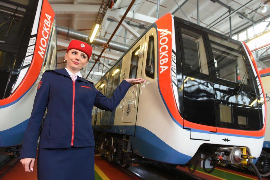 Московское метро получит около тысячи новых вагонов за три года