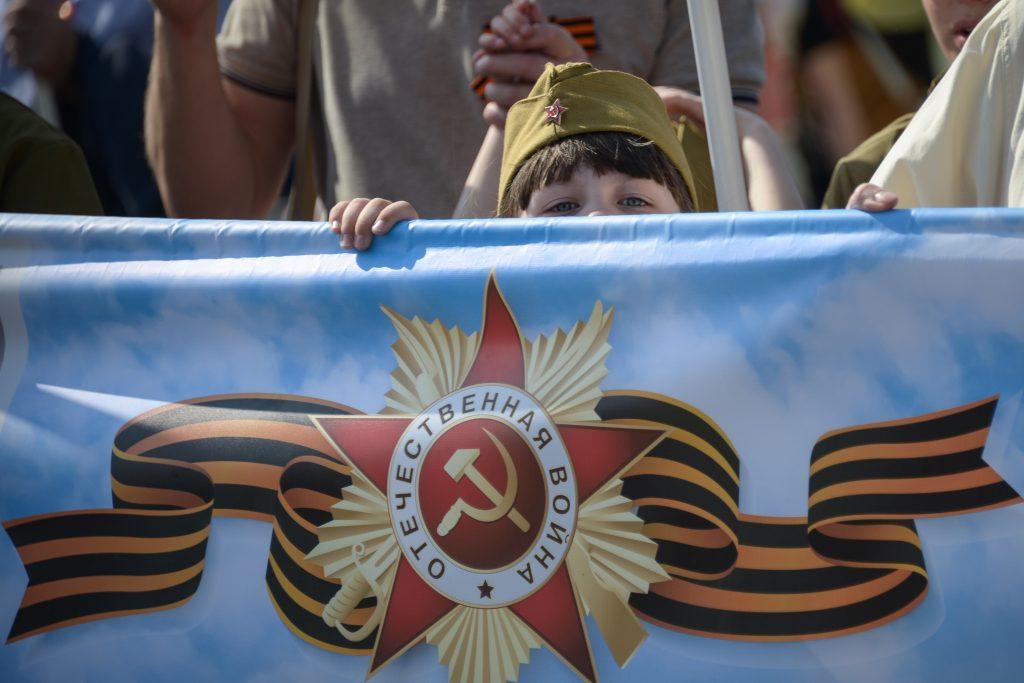 Свыше 600 человек обеспечивают безопасность в Москве в День Победы